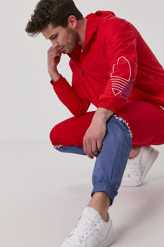 adidas Originals - Kalhoty červená