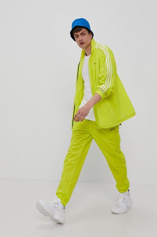 adidas Originals - Spodnie dwustronne Materiał 1: 100 % Nylon, Materiał 2: 100 % Poliester z recyklingu, Wstawki: 100 % Nylon, Podszewka kieszeni: 100 % Poliester z recyklingu, Wykończenie: 100 % Poliester z recyklingu