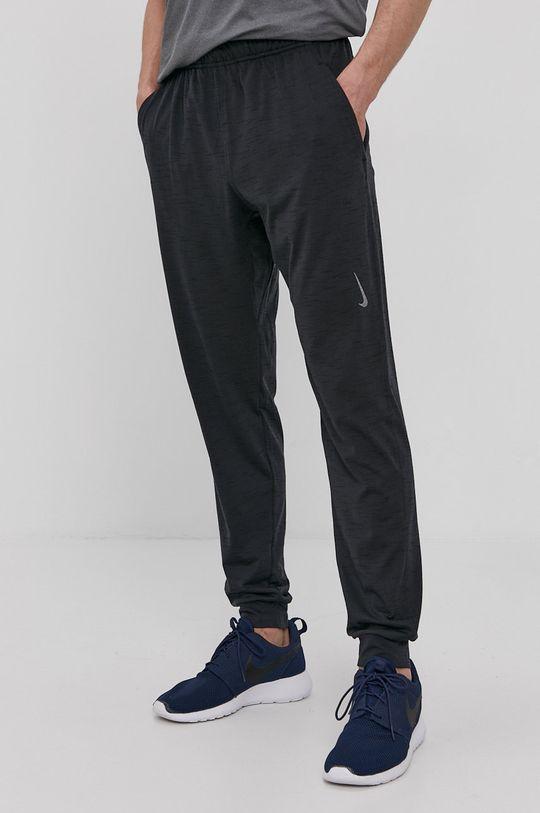 grafitowy Nike - Spodnie Męski
