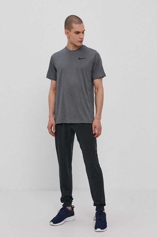 Nike - Spodnie grafitowy