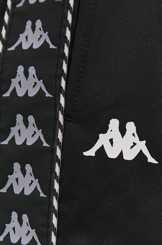 czarny Kappa - Spodnie