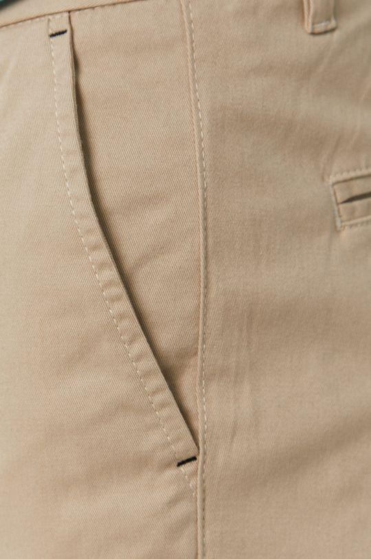 beżowy Selected - Spodnie