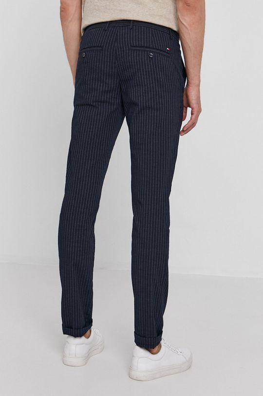Tommy Hilfiger - Spodnie 45 % Bawełna, 55 % Poliester