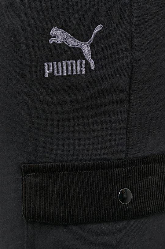 čierna Puma - Nohavice