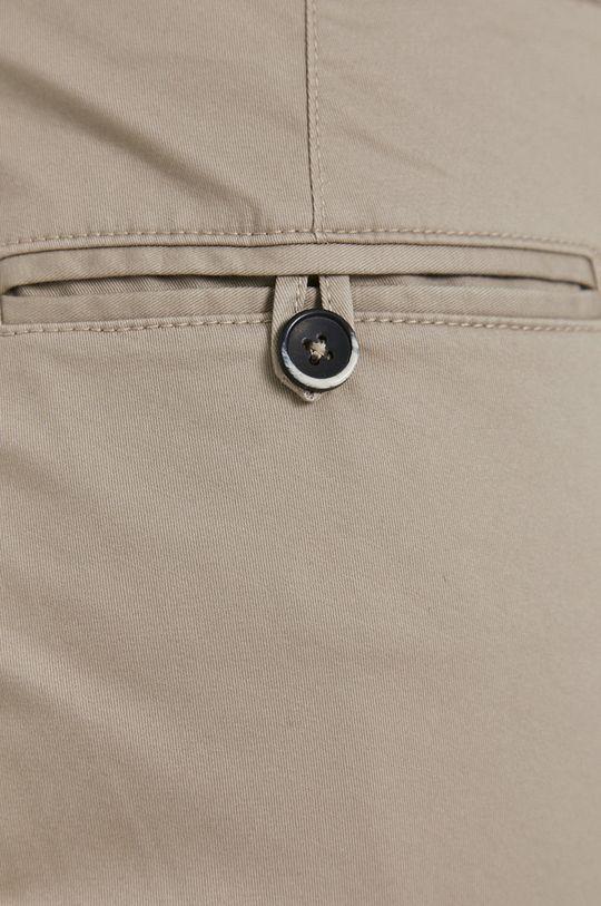 beżowy Sisley - Spodnie