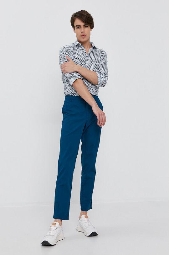 Sisley - Kalhoty modrá