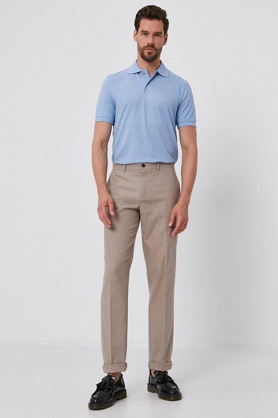 Sisley - Kalhoty šedá