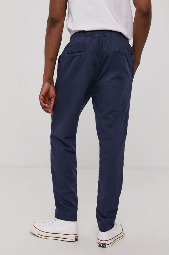 Superdry - Spodnie 55 % Bawełna, 45 % Len