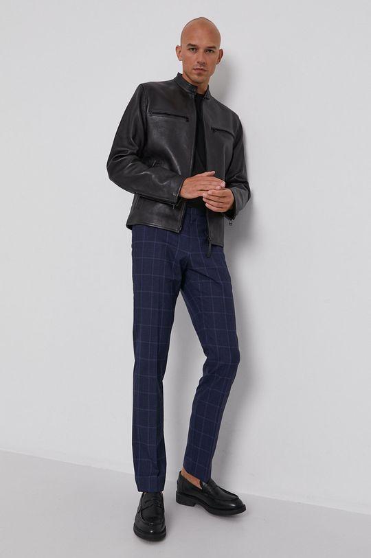 Boss - Kalhoty námořnická modř