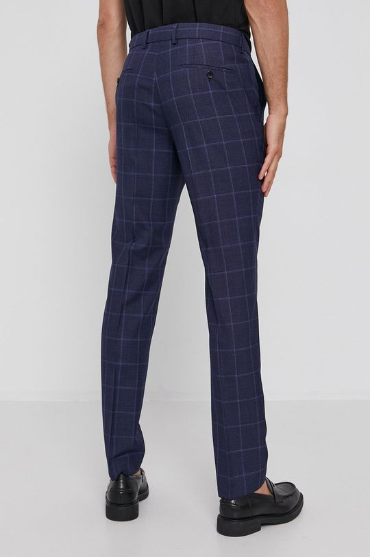 Boss - Kalhoty  Podšívka: 100% Viskóza Hlavní materiál: 100% Virgin vlna