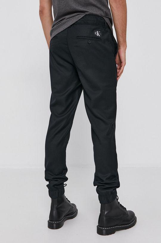 Calvin Klein Jeans - Kalhoty  40% Polyester, 30% Vlna, 30% Viskóza