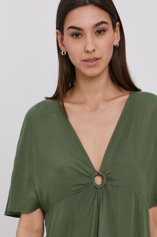 zielony Roxy - Sukienka