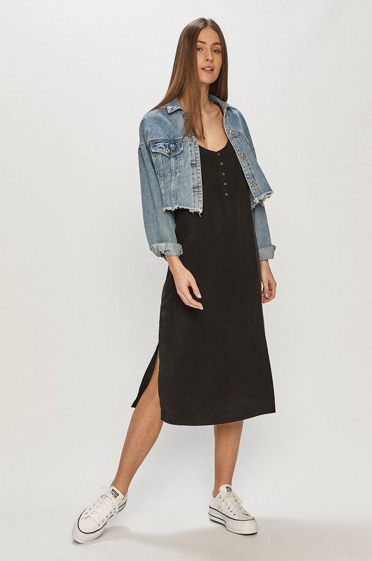 Quiksilver - Sukienka czarny