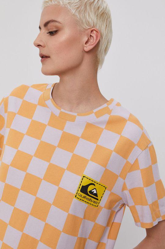 pomarańczowy Quiksilver - Sukienka