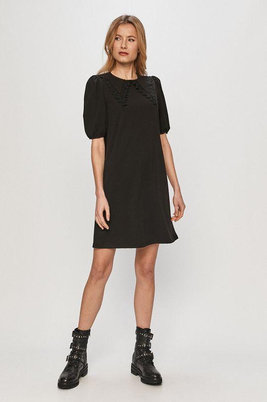 Vero Moda - Šaty čierna