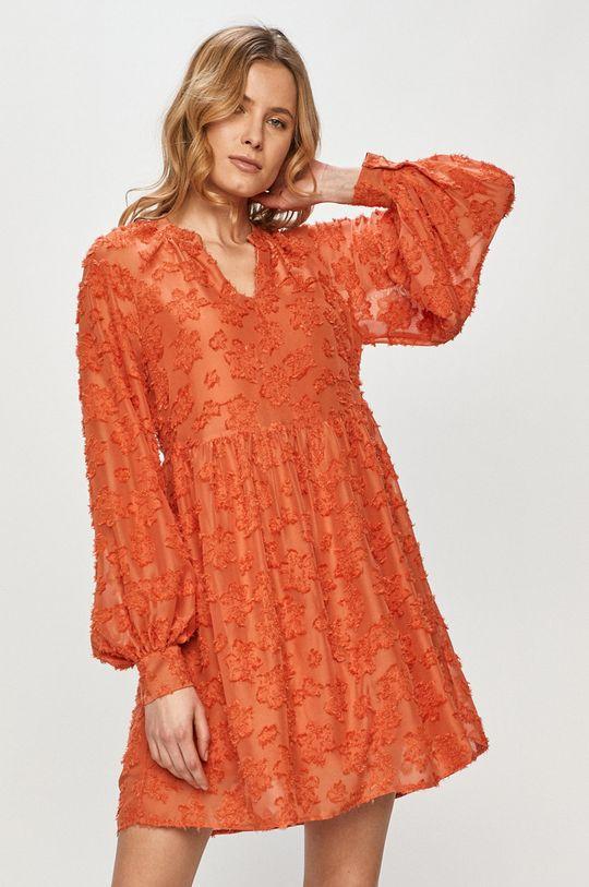 portocaliu Vero Moda - Rochie De femei