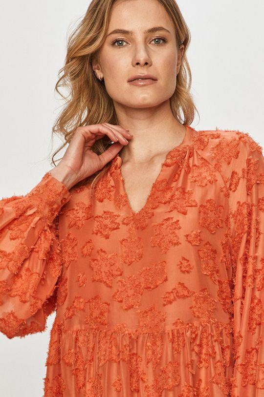 portocaliu Vero Moda - Rochie