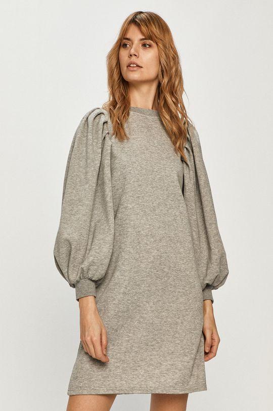 svetlosivá Vero Moda - Šaty Dámsky