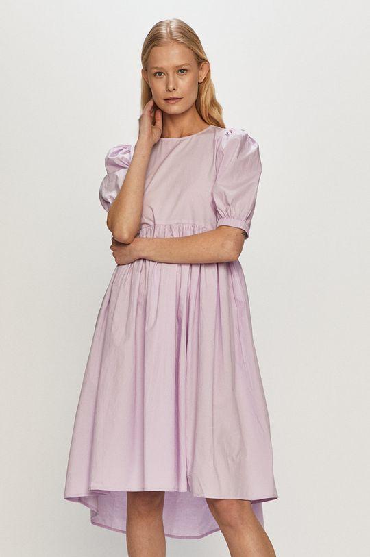 winogronowy Vero Moda - Sukienka Damski