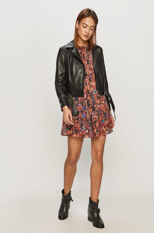 Vero Moda - Šaty viacfarebná