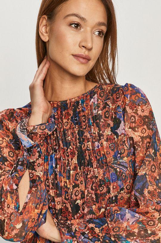 viacfarebná Vero Moda - Šaty