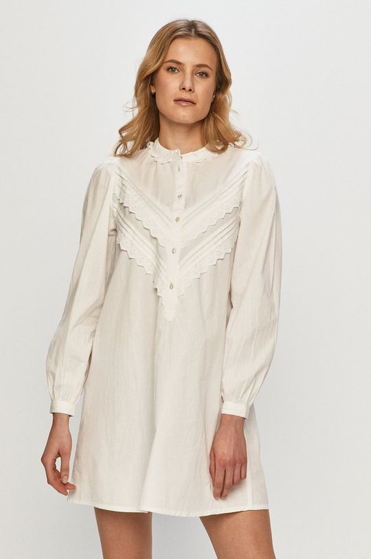 biały Jacqueline de Yong - Sukienka Damski