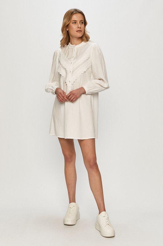 Jacqueline de Yong - Sukienka biały