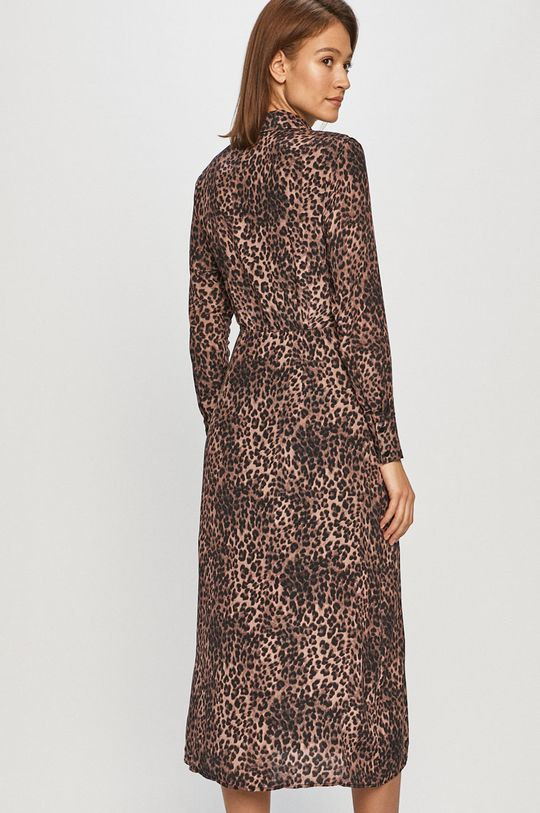 Guess - Sukienka Podszewka: 100 % Poliester, Materiał zasadniczy: 100 % Wiskoza