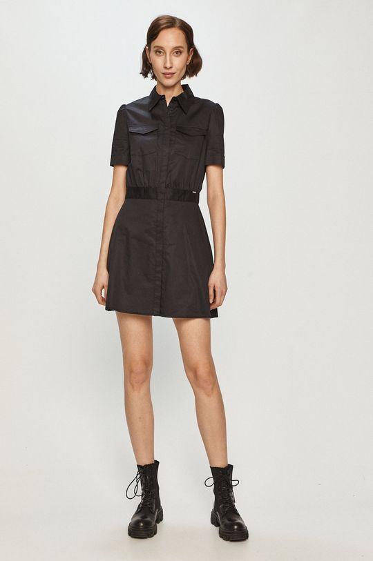 Guess - Šaty černá