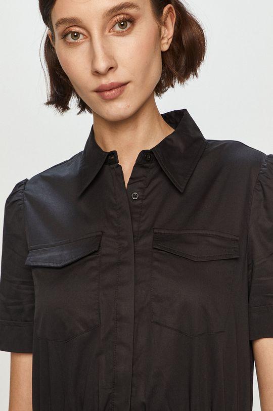 černá Guess - Šaty