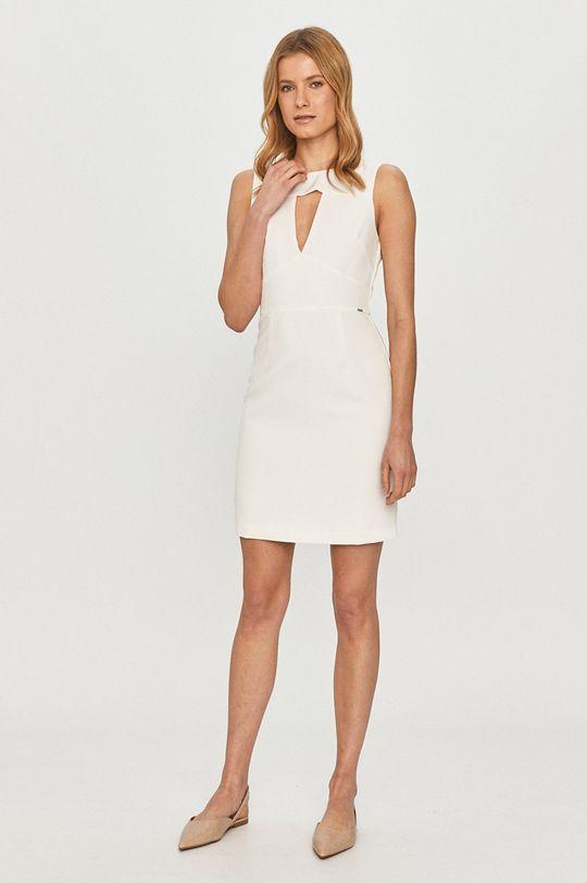 Guess - Šaty biela