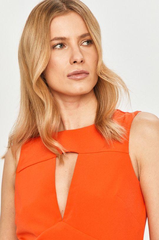 oranžová Guess - Šaty