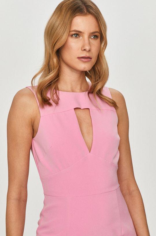 sýto ružová Guess - Šaty