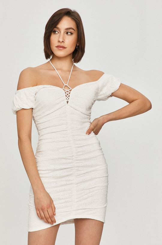 bílá Guess - Šaty Dámský