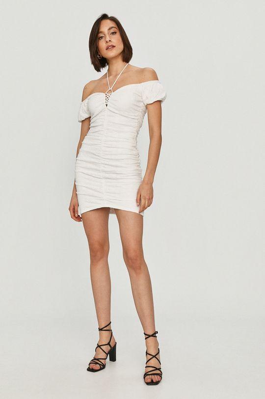 Guess - Šaty bílá