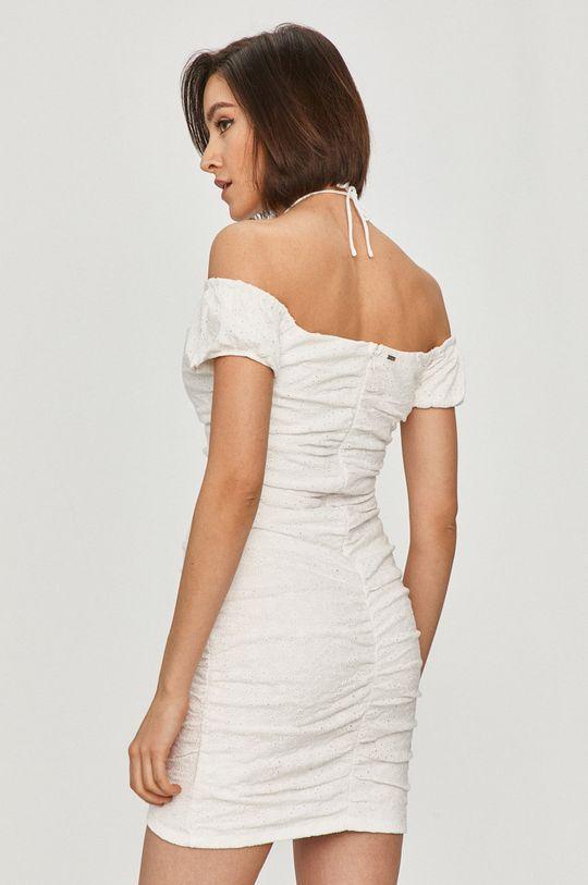 Guess - Šaty  35% Bavlna, 65% Polyester