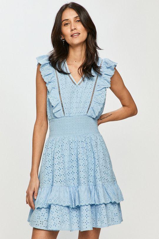 jasny niebieski Guess - Sukienka Damski