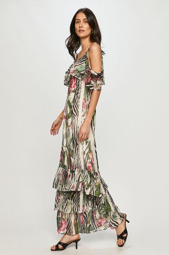 Guess - Sukienka multicolor