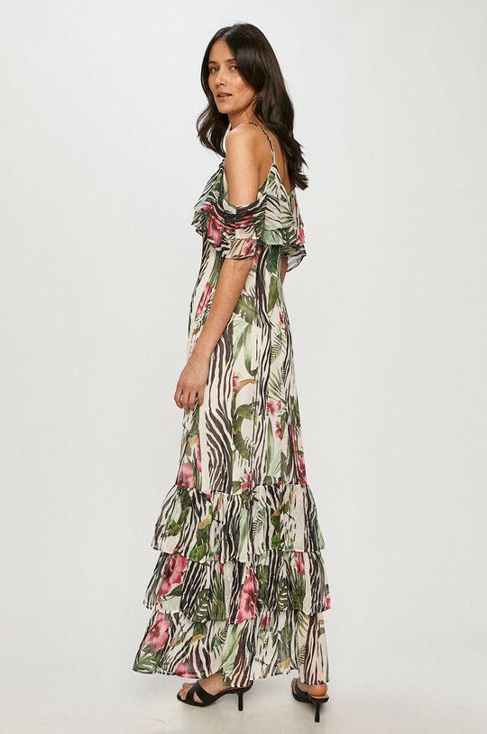 Guess - Sukienka 100 % Poliester z recyklingu