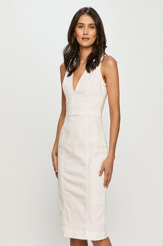 biały Guess - Sukienka Damski