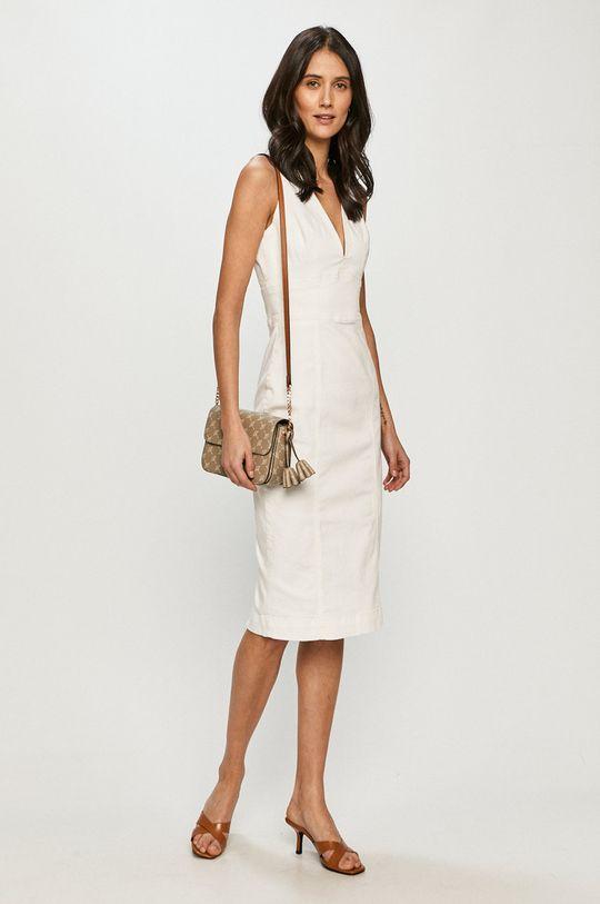 Guess - Sukienka biały