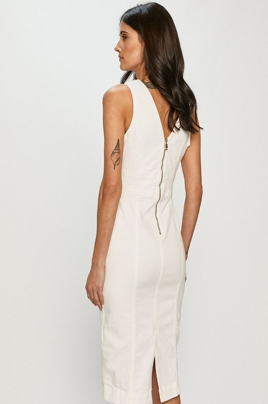 Guess - Sukienka 93 % Bawełna, 2 % Elastan, 5 % Poliester