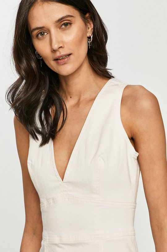 biały Guess - Sukienka
