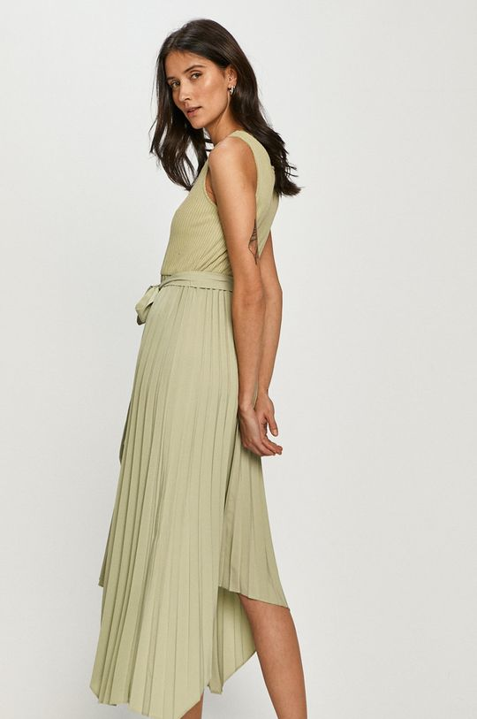 Guess - Sukienka 10 % Elastan, 90 % Poliester