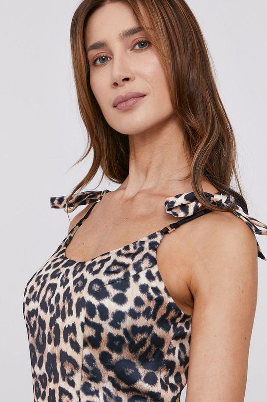 hnedá Marciano Guess - Šaty