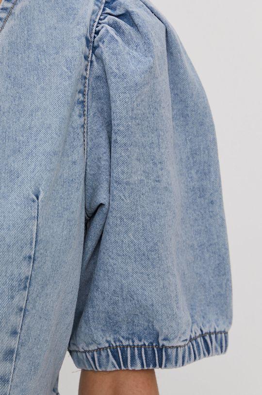 Pieces - Sukienka jeansowa Damski