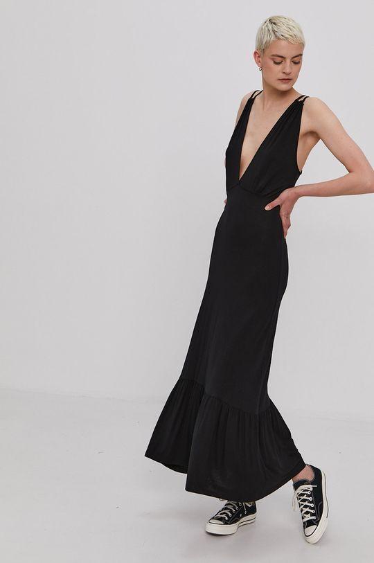 Pieces - Šaty černá