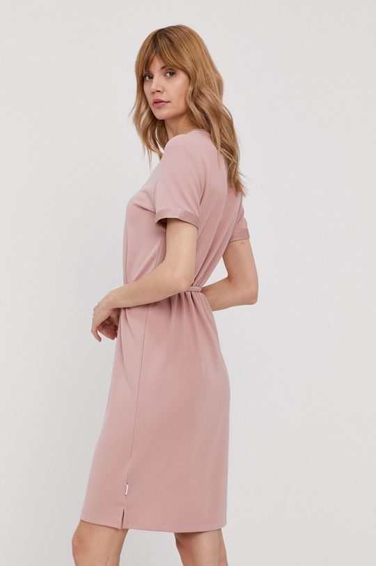 Calvin Klein - Šaty  50% Polyester, 50% Viskóza