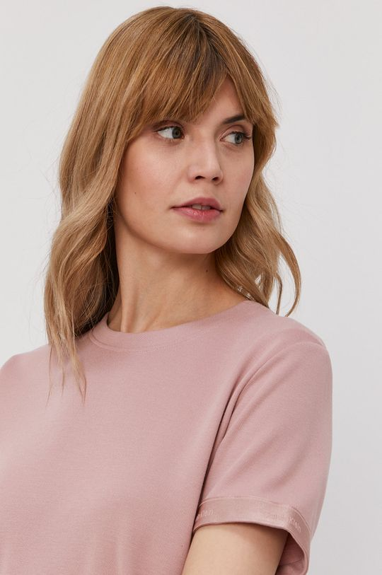 ružová Calvin Klein - Šaty