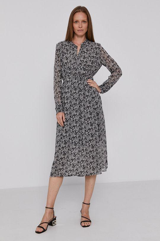 czarny Calvin Klein - Sukienka Damski
